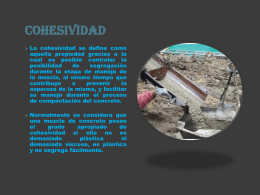 COHESIVIDAD - jhonatanmc