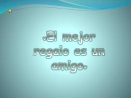 Amigo - angelitamaria