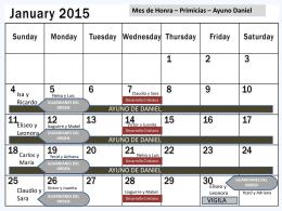 Click aquí para abrir el Calendario de Servidores del Tabernaculo