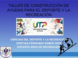 presentación programa taller de ayudas 2014-1