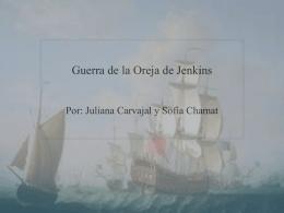Guerra de la Oreja de Jenkins