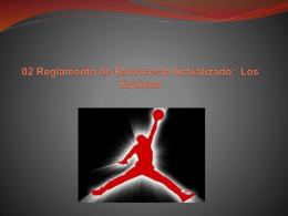 BSKT01 (02) Los Equipos ppt