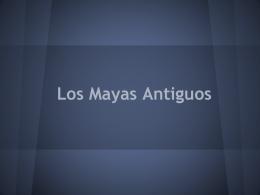 Ribeiro_Los Mayas Antiguos