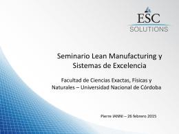 Archivo - ESC solutions