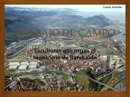 TABAJO DE CAMPO - Ezagutu Barakaldo