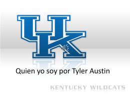 Quien yo soy por Tyler Austin