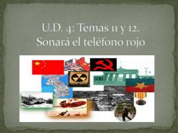 UD4(T.11 y 12) 4ºESO EXPOSICION