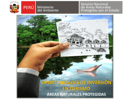 Oportunidades de Inversión en ANP 2014