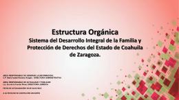 dir. administrativa - Coahuila Transparente