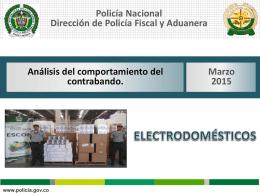 Boletín Electrodomésticos Marzo2015