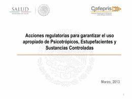 Presentación de PowerPoint - Global Commission on Drug Policy