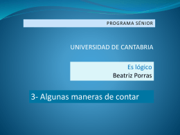 Diapositiva 1 - Universidad de Cantabria