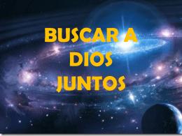Buscar a Dios Juntos