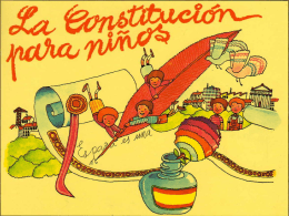 Constitución Española de 1.978