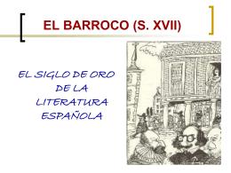 Unidad 9 El Barroco presentación