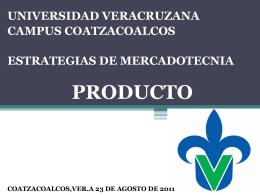 El Desarrollo Del Producto. - ESTRATEGIAS DE MERCADOTECNIA
