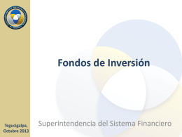 Marcela Pineda. El Salvador - Cámara de Fondos de Inversión