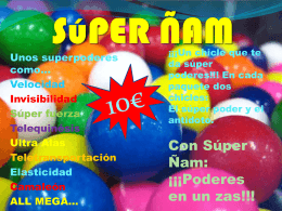 SUPER ÑAM - WordPress.com
