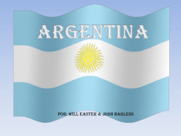 Argentina - yasminjaffe