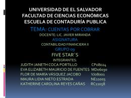 CUENTAS POR COBRAR - PORTAFOLIOVIRTUAL9