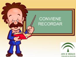 2 CONVIENE RECORDAR 1213