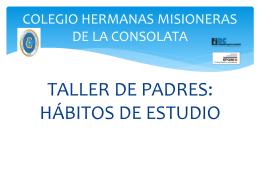 Click aquí - Colegio HM Consolata