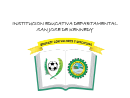 institucion educativa departamental san jose de kennedy