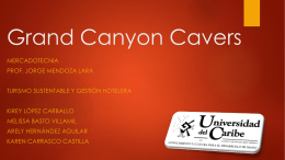 Grand Canyon Cavers