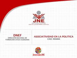 renama - Secretaría Nacional de la Juventud