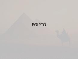 EGIPTO - Historia del Arte I