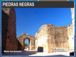 Piedras Negras - BENCASIGNATURAREGIONAL