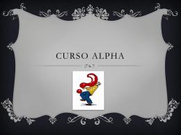 Curso Alfa - Material Alpha
