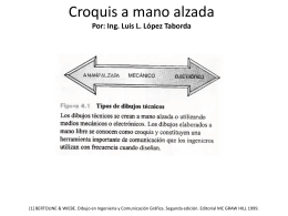 2 Croquis - lisandroingmec
