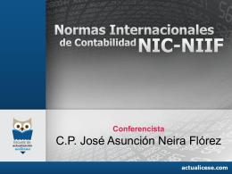 NIC16 Propiedad Planta Equipo
