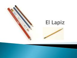 El Lapiz
