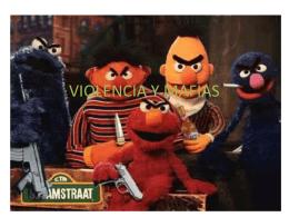 VIOLENCIA Y MAFIAS