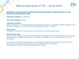 Nuevo Nota de Operación nº 5 - Junio 2015 (PPTX 842.52