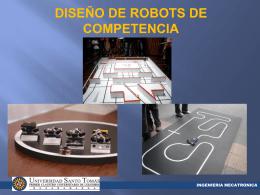 robot competencia