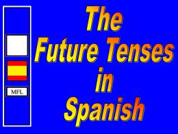 Future Tense - L ingoblogger