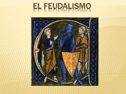 EL FEUDALISMO