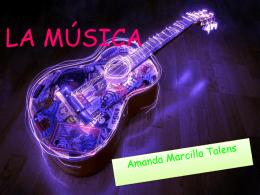 Musica XXI Amanda