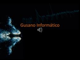 Gusano Informatico