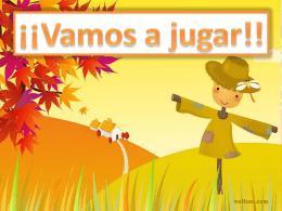JUEGOS otoño - WordPress.com