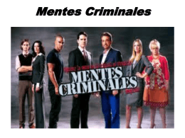 mentes criminales 2