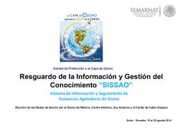 22. Mexico Resguardo de la Información