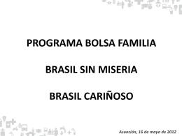 Brasil Cariñoso - Fundación Polo Mercosur