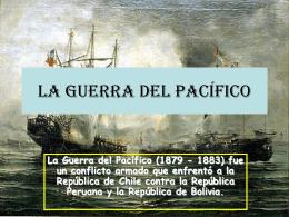 Guerra del Pacífico - Sociales-TIC