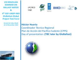 Presentacion GFN 2014