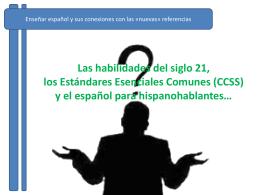 Funciones comunicativas - CLTA