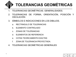 tolerancias geométricas